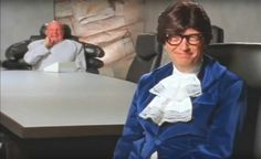 Bill Gates as Austin Powers, Cringe Worthy Laugh Out Loud Moments.