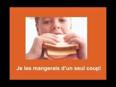 Les sandwichs, Charlotte Diamond - with lyrics  si + imperfect, conditional.  Si + present, present.  Direct and indirect object pronouns.  Passe compose and imperfect.  Quebec vocabulary--blonde and souper
