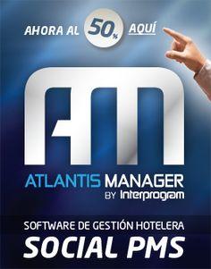 Atlantis Manager se ha unido al Efecto GreeNTI renovándose complétamente tanto por fuera como por dentro.  Para empezar ha cambiado su logotipo. Una imagen mucho más moderna pero manteniendo la esencia y los colores azules que reflejan tranquilidad y estabilidad.