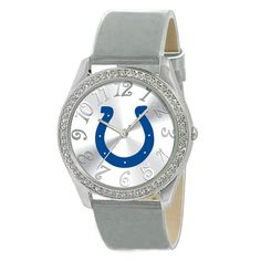 Indianapolis Colts Ladies Glitz Watch