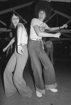 Schone 70er Jahre Lange Frisuren Veselye Foto Tancy I Tanec