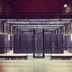 Barcelona Supercomputing Center: Mare Nostrum supercomputer by josep m. ganyet, via Flickr