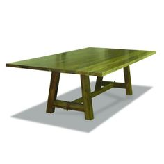 Capo Wood Dining Table from Costantini Design