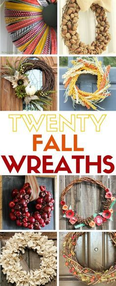 8 thanksgiving wreaths to make your guests feel instantly welcome wreaths pinterest buntings burlap and thanksgiving