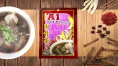 A1 Soup Spices TVC 15sec | Produced by City Player Studio