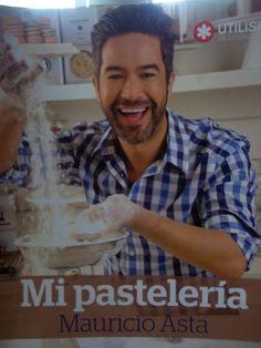 La Fiesta del Té: Mauricio Asta, su libro ¨Mi pastelería¨ y un espec...