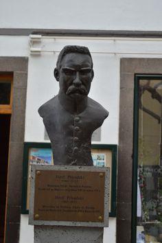 Józef Pilsudski Funchal