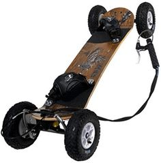 MBS Comp Mountain board, Wood Grain Brown - off-road skateboards Dirt Bikes For Kids, Kids Roller Skates, Best Baby Car Seats, Board Skateboard, Best Longboard, Sport Atv, Cool Skateboards, Motocross Bikes, Madeira