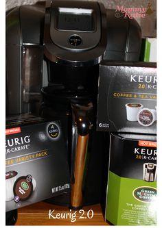 Mommy Katie: Say Hello to the Keurig 2.0 #HelloKeurig