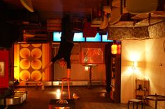 Gallery | Madame Claude cool bar in berlin where everything is upside down