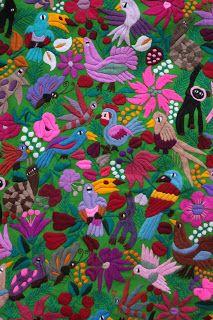Artesania Chiapaneca   Leonardo Gonzalez. Textile Crafts of Chiapas, Mexico.
