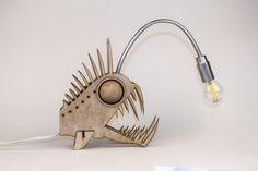Поделка самоделка лампа из фанеры.   Столярный блог.