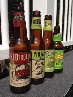 Our resident beer reviewer road tested these fab four American Ales