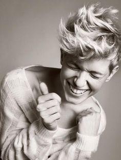 David Bowie channeling