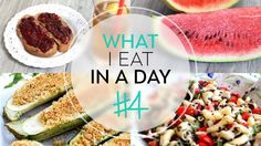 Cosa mangio in 1 giorno #4 | What I eat in a day