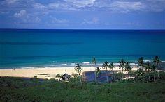 Trancoso beach, near Porto Seguro, Bahia coast.