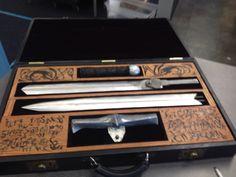 Finished kurgan suitcase number 001