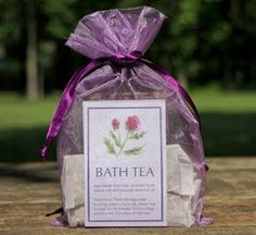 Thistle Farms Lavender Bath Tea