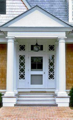 Austin Patterson Disston Architects | Portfolio | Country Houses | A Nod to 1880's Shingle