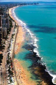 Praia da Boa Viagem - Recife/PE