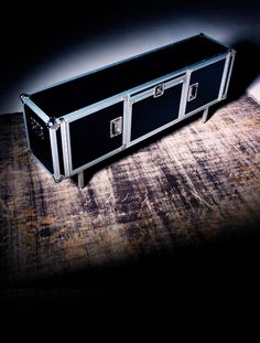 Total Flightcase... collection by moroso    http://www.diesel.com/furniture/total-flightcase