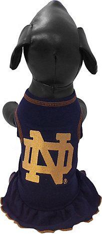 University of Notre Dame Dog Cheer Dress  91e7805e3