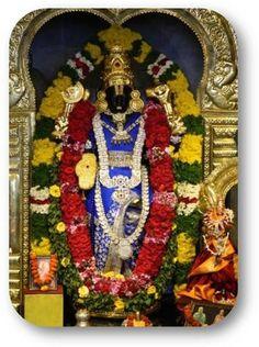 Daily Darshan (10-03-13) Sri Balaji @ISKCONNVCC, Pune Lord Vishnu Wallpapers, Pune, Ganesha, 4th Of July Wreath, Spirituality, Home Decor, Decoration Home, Room Decor, Ganesh