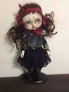 Miss toffee doll repaint OOAK.WIP | Flickr - Photo Sharing!