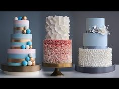 Amazing Chocolate Cake Decorating Compilation - Most Satisfying video for Chocolate Lovers 2017 Cake decorating with chocolate offers many ways to add fun an...