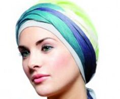Turbantes de Oncoestética y pañuelos Oncoestéticos