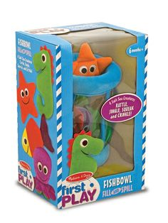 Fishbowl Fill and Spill by Melissa & Doug on sale now on  #gilt.