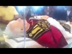 Pope John Paul II body is found incorruptible!