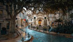 Avignon rain by AlexGutkin.deviantart.com on @DeviantArt