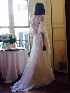 La robe Maurice - Delphine Manivet 2014