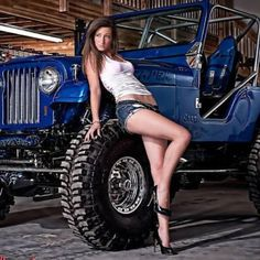 jeep girls 500 47 Dirty Jeep girls are the best gals (121 Photos)