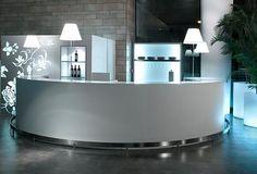 PROYECTOS - Centro de restauración   PORCELANOSA Interiorismo via http://porcelanosa-interiorismo.com/ @blunbluntv www.blunblun.com