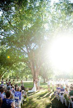Brides: A Farmhouse Wedding in Fort Valley, Georgia Chapel Wedding, Wedding Venues, Wedding Ideas, Wedding Bells, Wedding Ceremony, Wedding Stuff, Wedding Planning, Reception, Wedding Inspiration