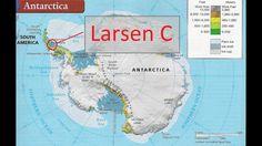 Aisberg Larsen C se desprende de la Antártida https://youtu.be/jx_LOrvK0L8 via @YouTube