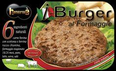 Packaging i-Burger al Formaggio