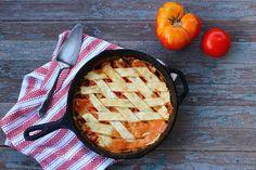 Ronni Lundy's Tomato Pie