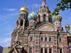 Szentpétervár A Vérző Megváltó templom
