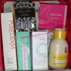 @Memebox_Global #beautybox 11 review - best #Memebox so far via @mBeautyJunction #beautyboxes #bbloggers