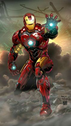 Iron Man by jasonbaroody on DeviantArt Marvel Comics Art, Marvel Vs, Marvel Heroes, Iron Man Avengers, The Avengers, Marvel Comic Character, Marvel Characters, Comic Book Heroes, Comic Books Art