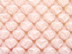 pink heart bubble wrap!