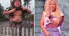 """What better way to celebrate the classic '80s film on its 30th anniversary? """"Truffle Butter Shuffle"""" mashes 'The Goonies' scenes and Nicki Minaj's """"Truffle Butter"""" ft. Drake and Lil Wayne."""