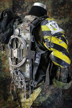 Wastelanders Backpack 1 of 6 by dhomochevsky-art on DeviantArt