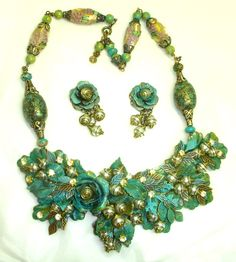 Stunning piece of art created by Brenda Sue of B'sue Boutiques