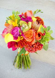 blossom sweet: brittany's bright bouquet