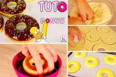 La délicieuse recette des donuts américains à cuire au four
