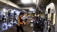 Bella Falconi - #wwbfd (triceps day)